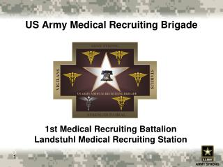 US Army Medical Recruiting Brigade