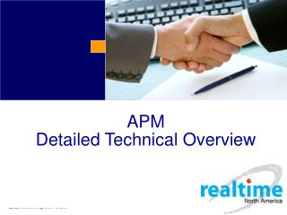 APM Detailed Technical Overview