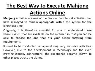 www.1001mahjonggames.com