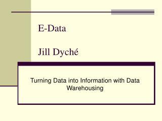 E-Data Jill Dych é
