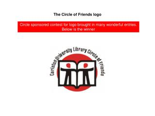 The Circle of Friends logo