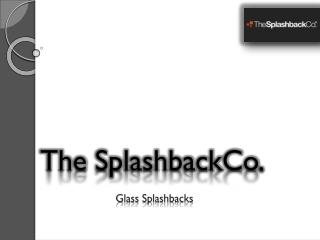 Glass splashbacks Australia