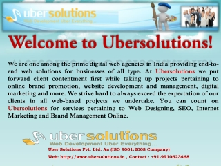 Web Development Company Delhi