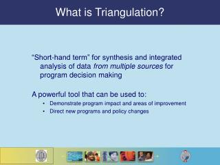 What is Triangulation?