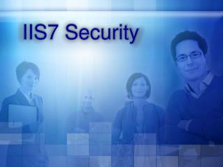 IIS7 Security