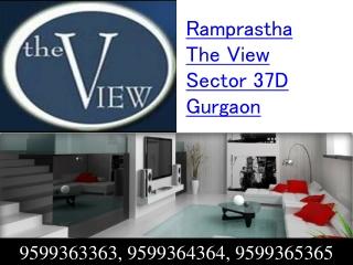Ramprastha Projects In Gurgaon