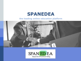 Become an online Tutor with Spanedea