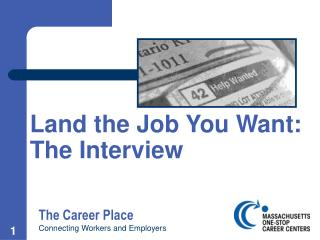 Land the Job You Want: The Interview