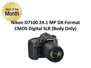 Nikon D7100 Sale, Cheap Nikon D7100