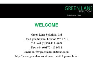 Business Phone Systems London