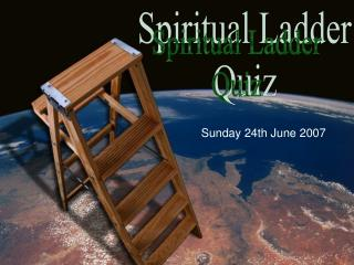 Spiritual Ladder Quiz