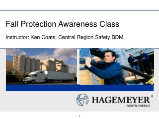 Fall Protection Awareness Class