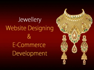 Jewellery Website Designing Company in New York | UK | India