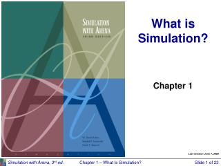 What is Simulation?