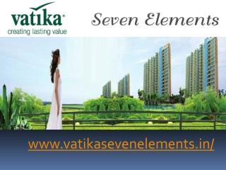 Vatika Seven Elements Gurgaon