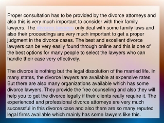 Get Proper Legal Counseling Before Filing A Divorce Case