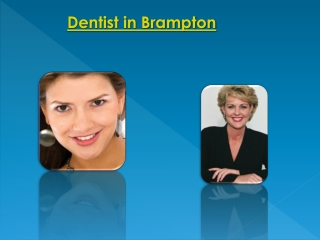Dentist In Brampton