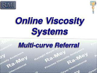 Online Viscosity Systems