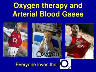 Oxygen therapy and Arterial Blood Gases