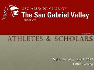 USC Athletes & SCholars