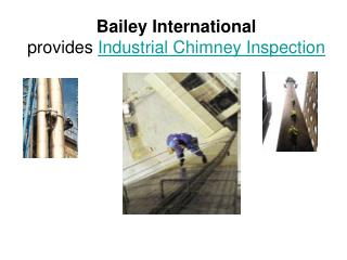 Industrial Chimney Inspection
