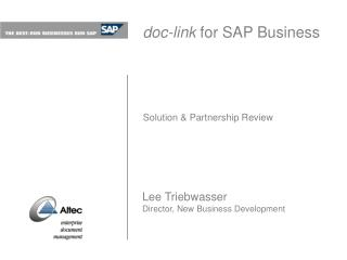 doc-link  for SAP Business