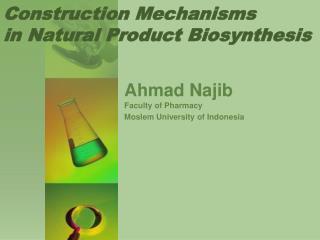 Construction Mechanisms Natural Product Biosynthesis