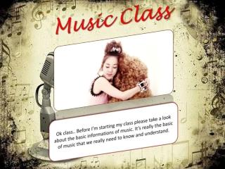 Khs - Music basics