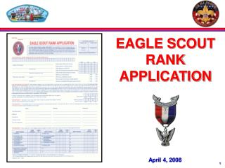 The Purpose of the Eagle Scout Award