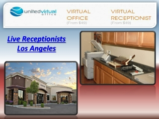 Live Receptionists Los Angeles