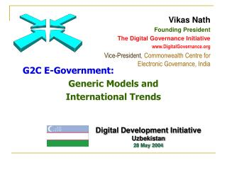 G2C E-Government: Generic Models and  International Trends