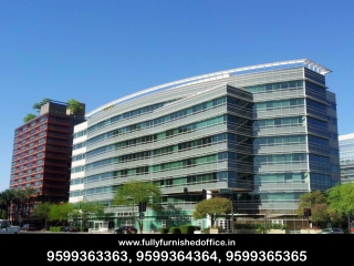 furnished office space delhi call 9599363363