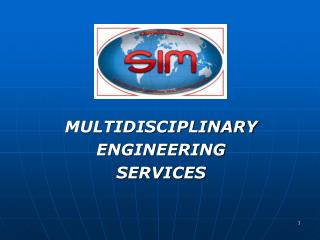 MULTIDISCIPLINARY ENGINEERING SERVICES