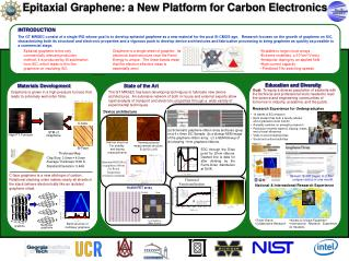 Epitaxial Graphene: a New Platform for Carbon Electronics