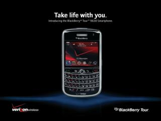 Activate BlackBerry on Verizon Wireless Network