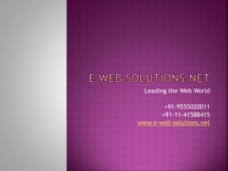 How to choose the Best Website Designing Company in Delhi