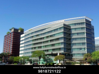 Furnished Office Spaces Call 9818721122