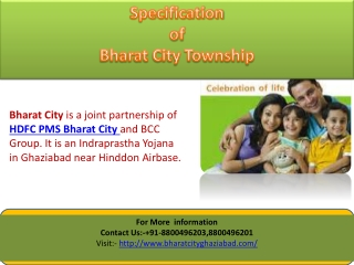 Call @ 8800496504 Bharat City Ghaziabad Apartment and Design