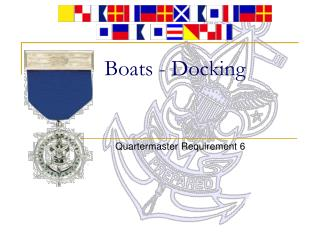 Boats - Docking