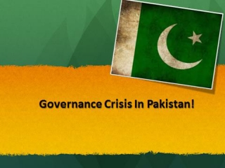 DISASTER SITUATION IN SINDH AND BALOCHISTAN