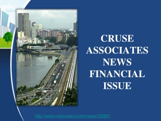 cruse associates news financial issue, POLITIKERE BLANT 1500