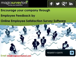 Encourage your company through Online Employee Satisfaction