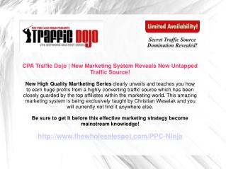 PPC Ninja 2.0 - Marketing Domination