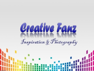 CreativeFanz - Inspiration and Photography