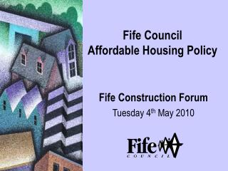 Fife Council Affordable Housing Policy