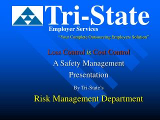 Tri-State Employer Services