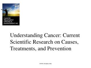 Cancer Treatments and Prevention