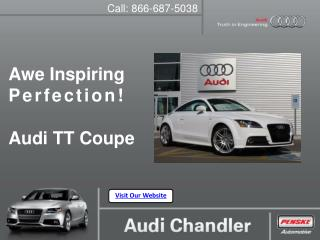 Audi TT Coupe - Chandler