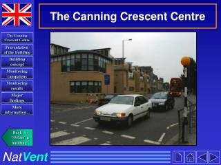 The Canning Crescent Centre