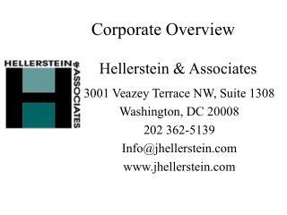 Hellerstein & Associates